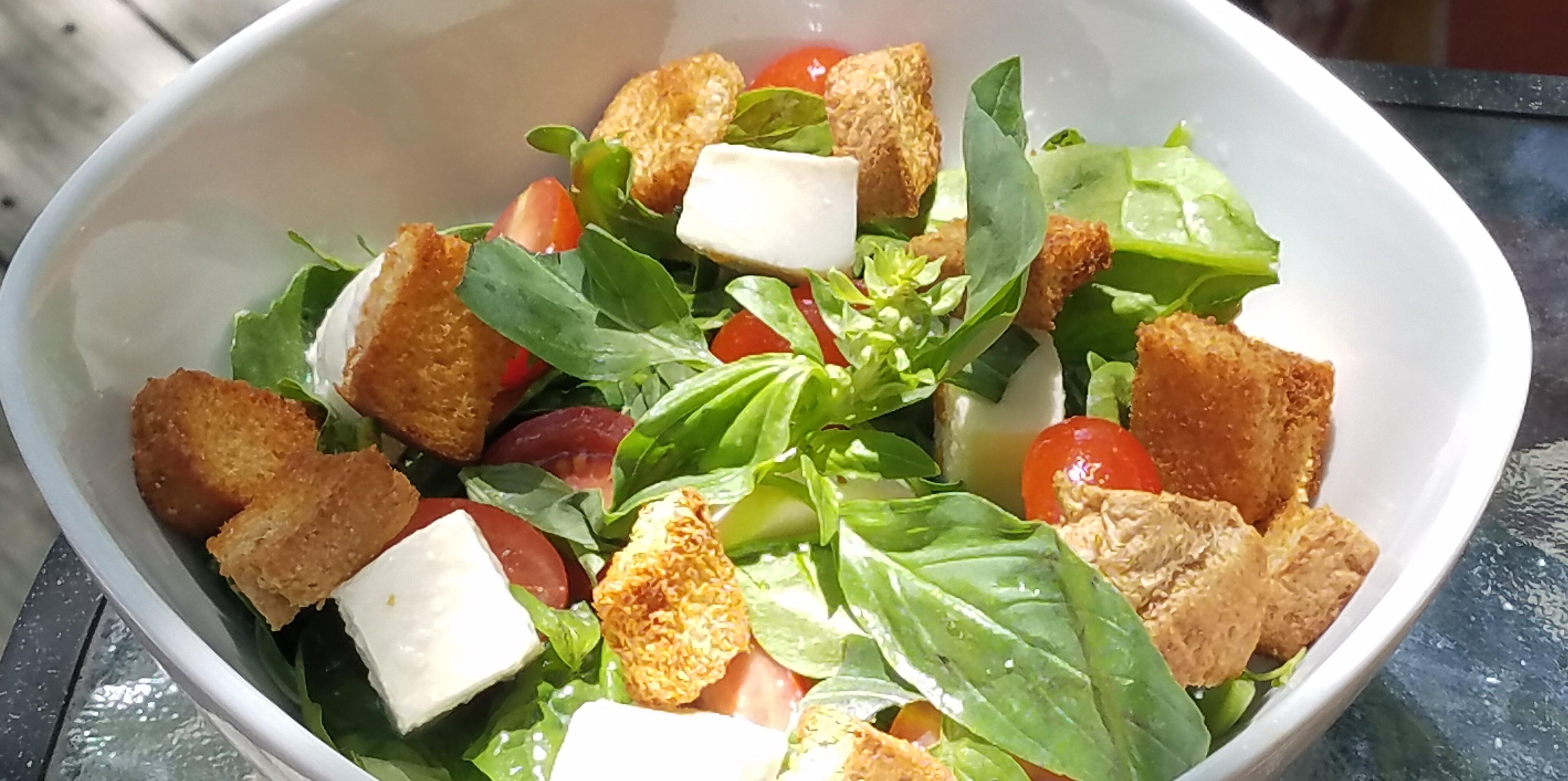 arugula caprese salad recipe
