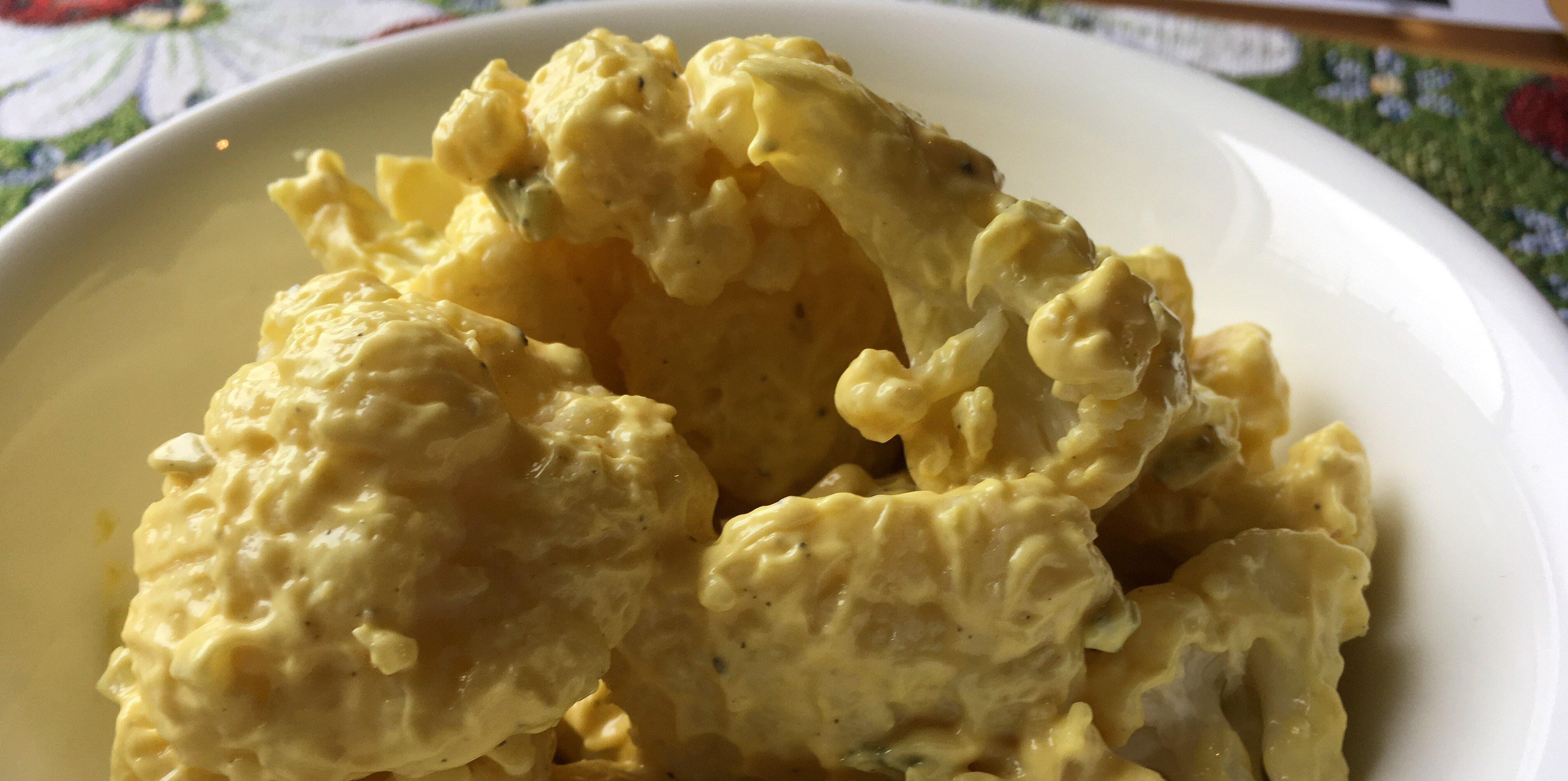 keto potato salad recipe
