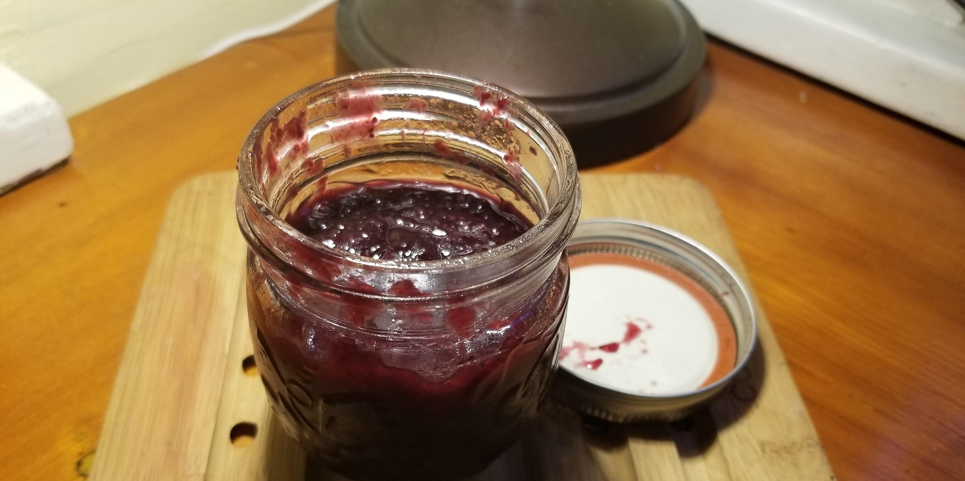 blueberry fig jam recipe