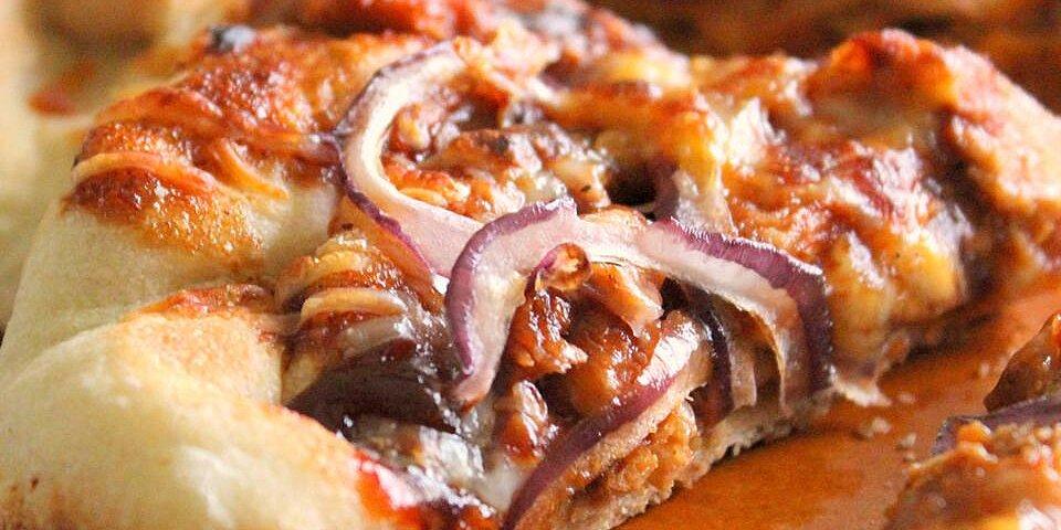 quick and easy bbq chicken pizza recipe