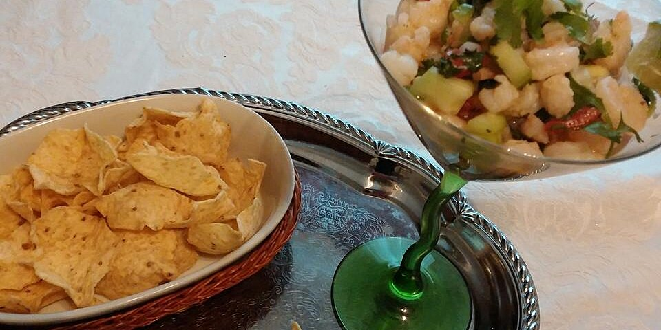 javis really real mexican ceviche recipe