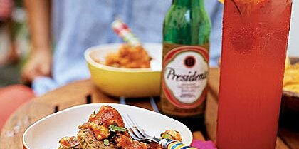Chicken Mofongo Recipe