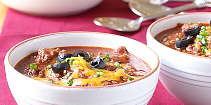 Big Batch Chili Recipe Myrecipes