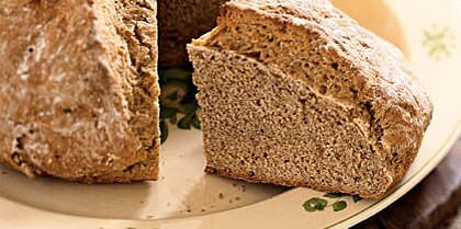 Mummy S Brown Soda Bread Recipe Myrecipes