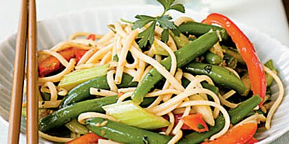 Green Bean Salad Recipe Asian