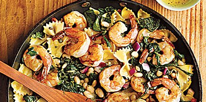 Shrimp Pasta Salad Tasty Recipe