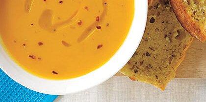Butternut Sqash Soup Recipe