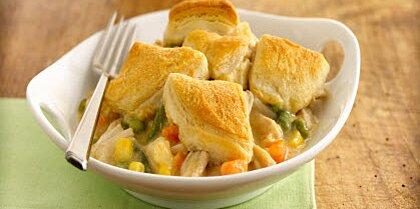 Easy Grands!® Chicken Pot Pie Recipe