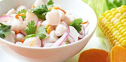 Ceviche Peruano Recipe Myrecipes