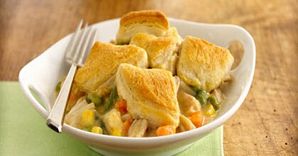 Easy Grands!® Chicken Pot Pie Recipe