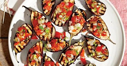 10+ Grilled Eggplant Recipes to Make ASAP