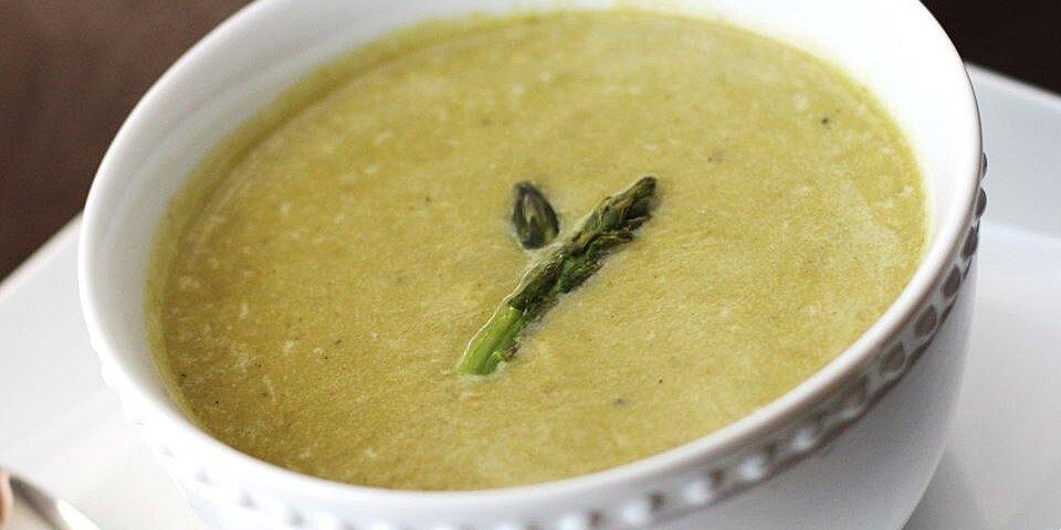 cream of asparagus soup ii recipe