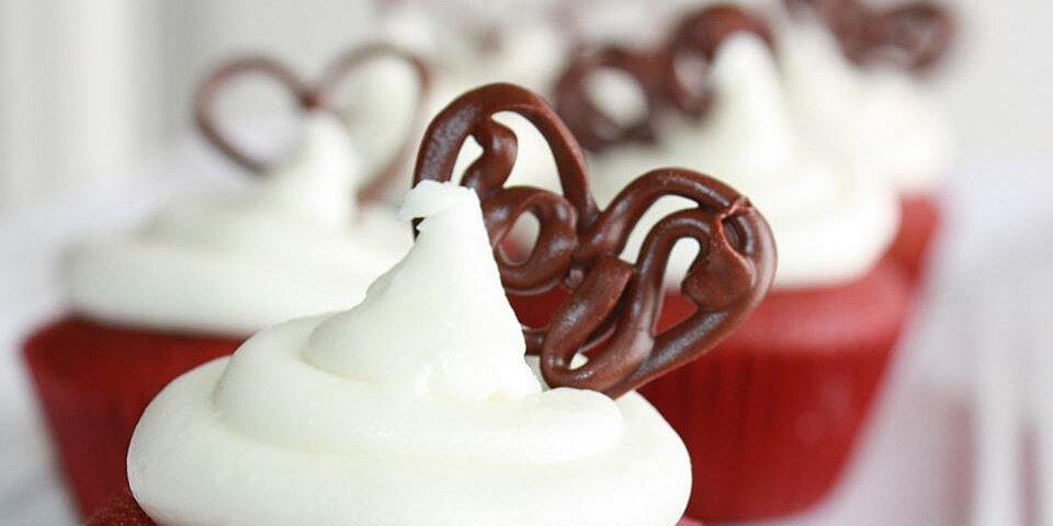 moist red velvet cupcakes recipe