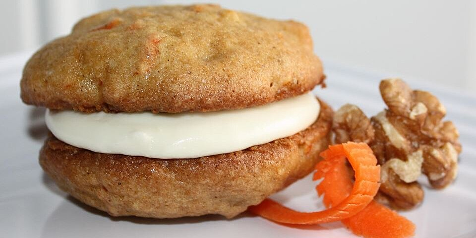 carrot cake cookies with pineapple recipe