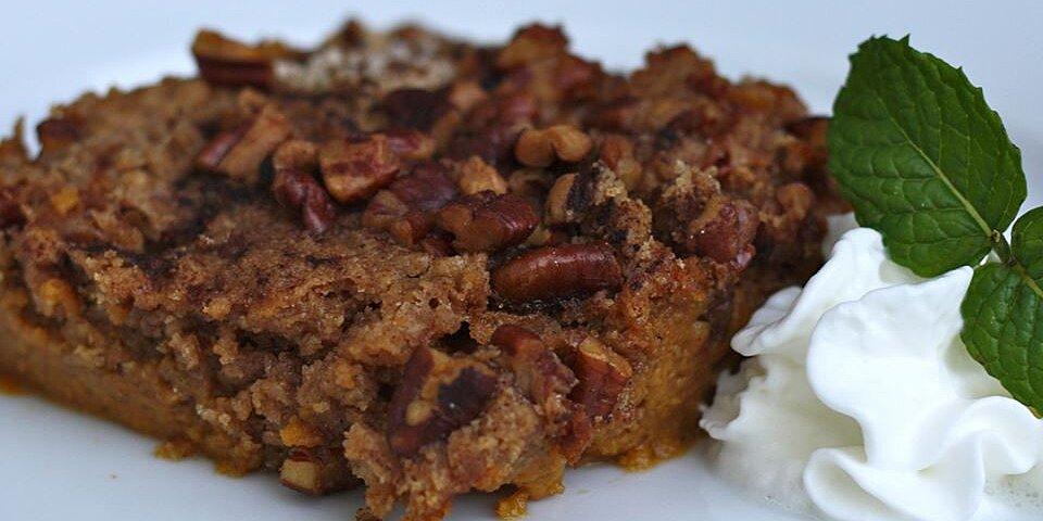 pumpkin pudding ii recipe