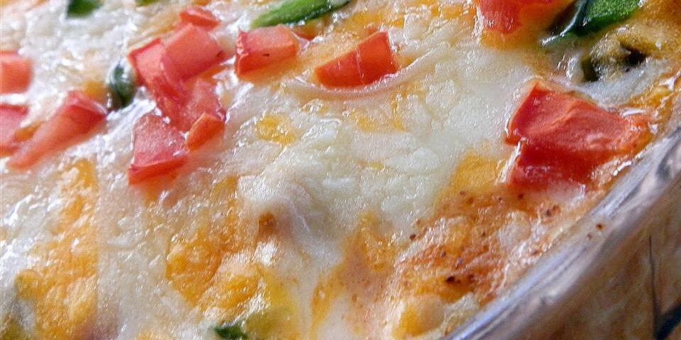 tex mex chicken casserole recipe