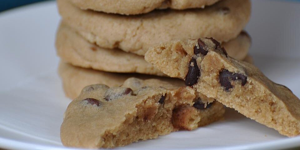 back to 5 ingredient easy chocolate chip cookies recipe