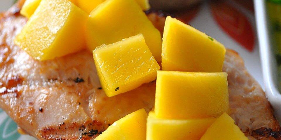 mango teriyaki marinade recipe