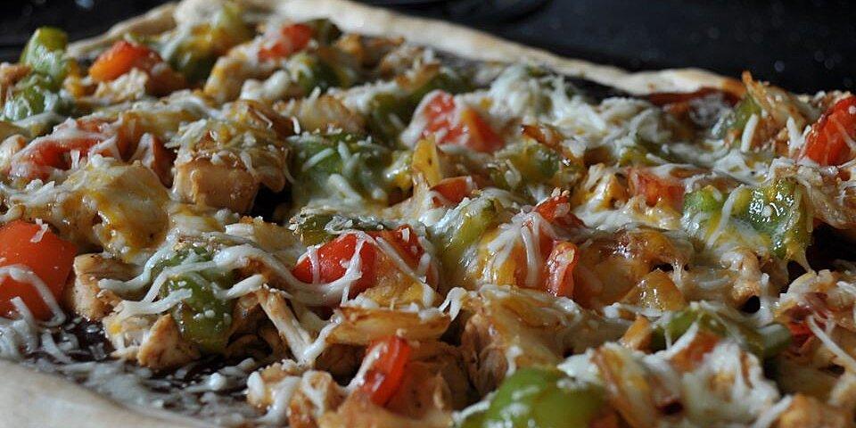 bbq chicken pizza i recipe