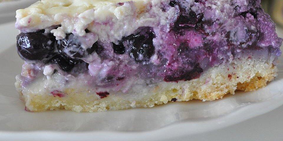nova scotia blueberry cream cake recipe