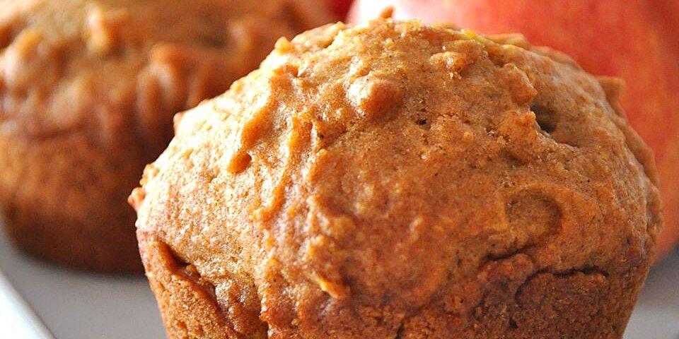 pumpkin apple streusel muffins recipe