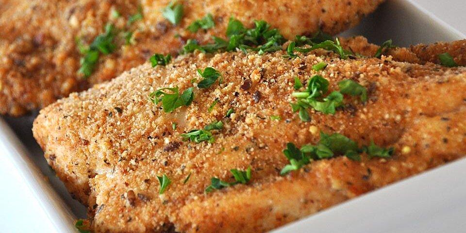 baked garlic parmesan chicken recipe