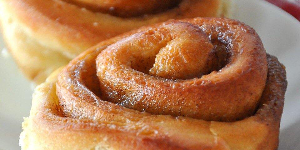 buttermilk cinnamon rolls recipe
