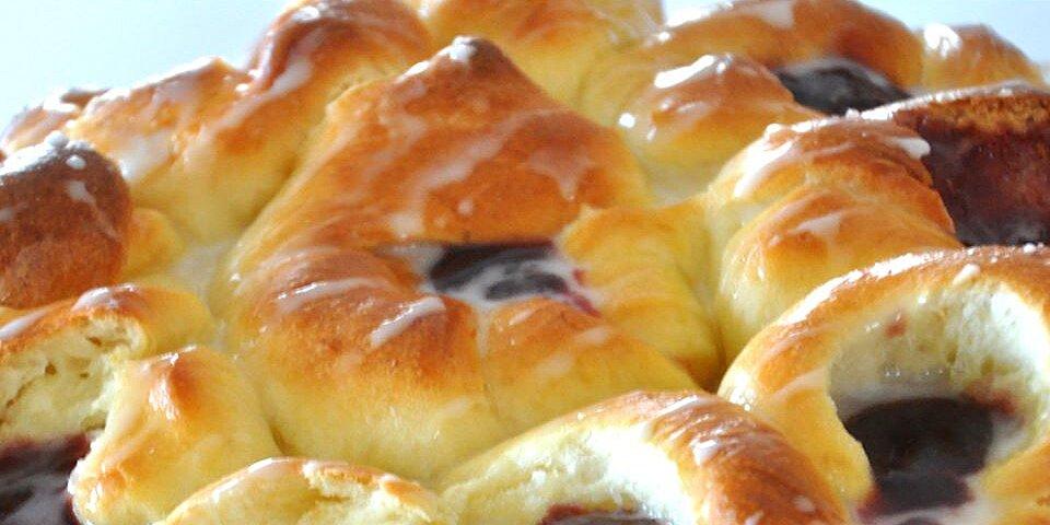 pull apart easter blossom bread recipe