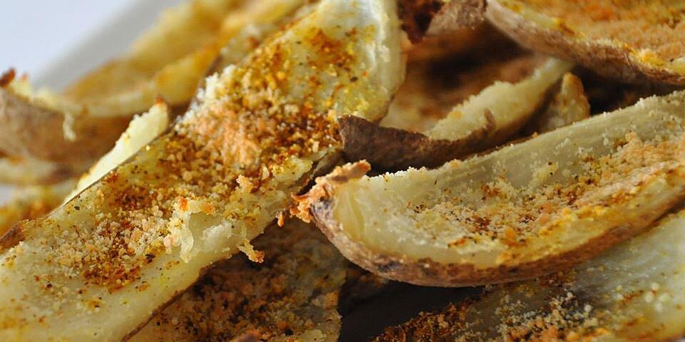 no fry spicy potato skins recipe