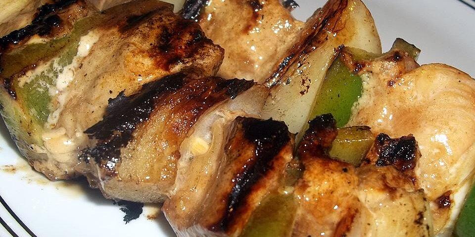 marinated chicken kabobs recipe