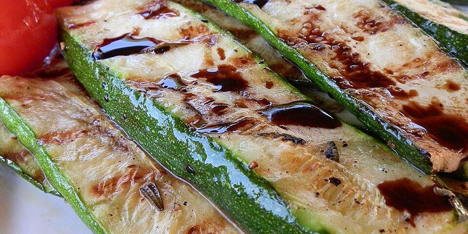 grilled zucchini recipe
