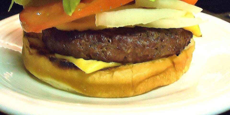 brontosaurus burgers recipe