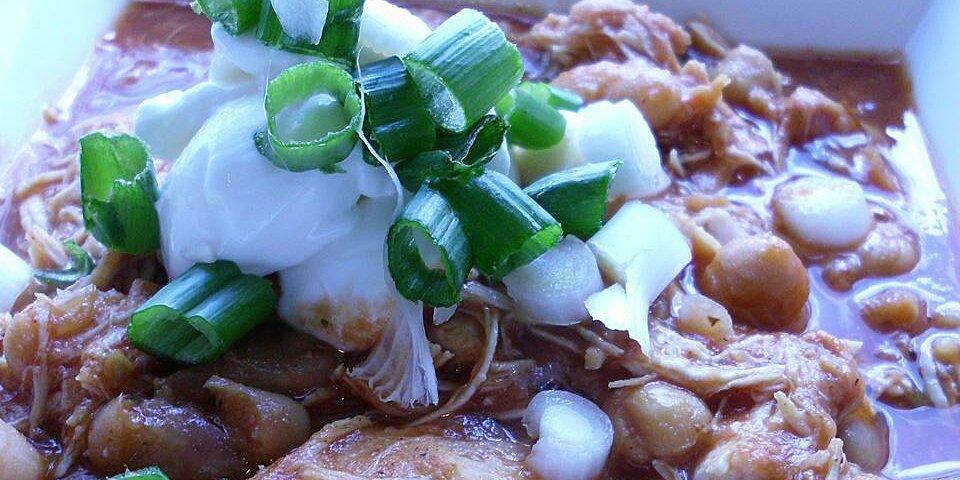 white chili v recipe
