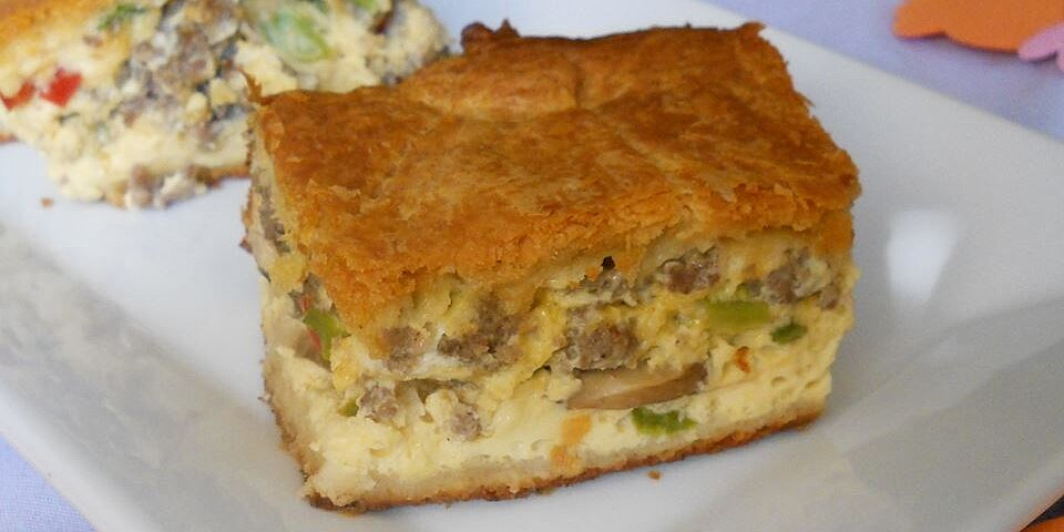 k dubs sausage and egg casserole recipe