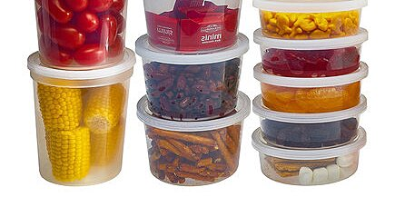 the only food storage containers ill use cost just 50 cents and