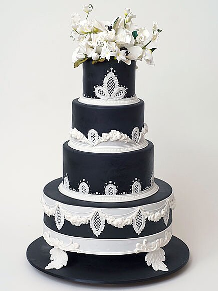 George Clooney And Amal Alamuddin Wedding Dream Wedding Cakes For The Couple People Com