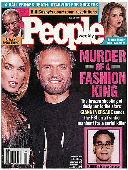 Gianni Versace S Partner Speaks Out About 1997 Murder People Com