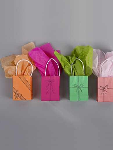 Christmas Gift Bag Ideas And Diy Gift Bags How To Make Better Gift Bags Real Simple