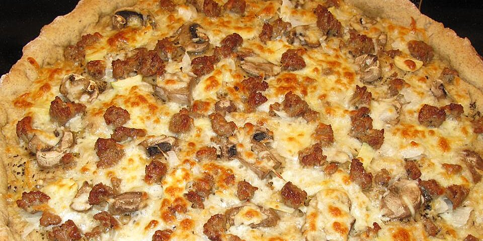 rye pizza dough recipe