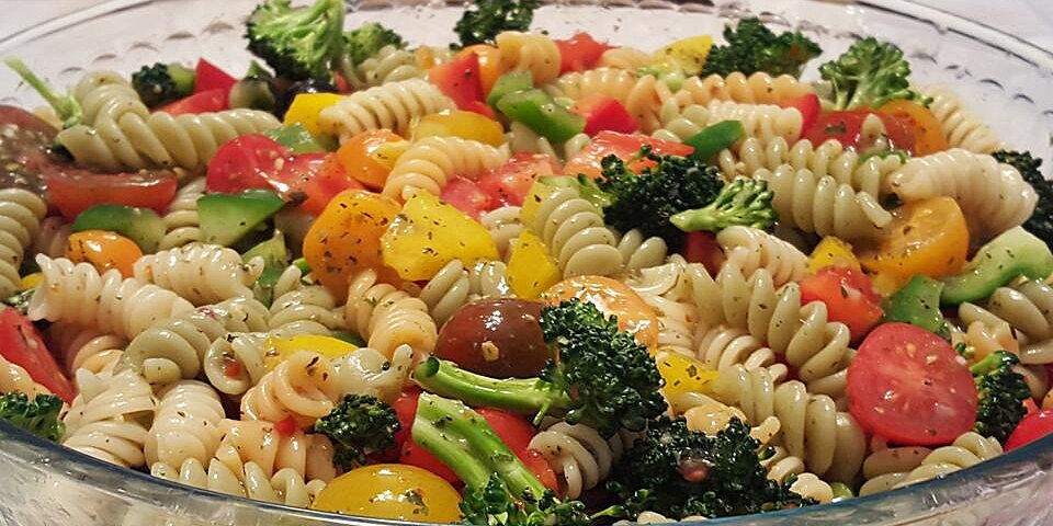 Pasta Salad Recipe Allrecipes