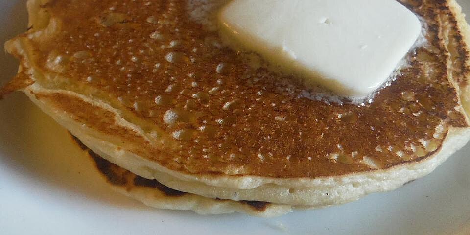 beer pancakes recipe