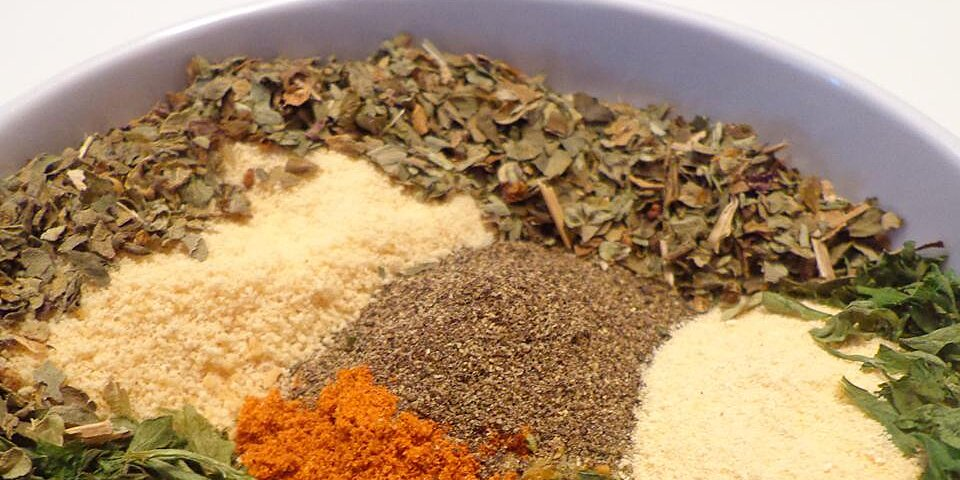 all purpose no salt seasoning mix recipe