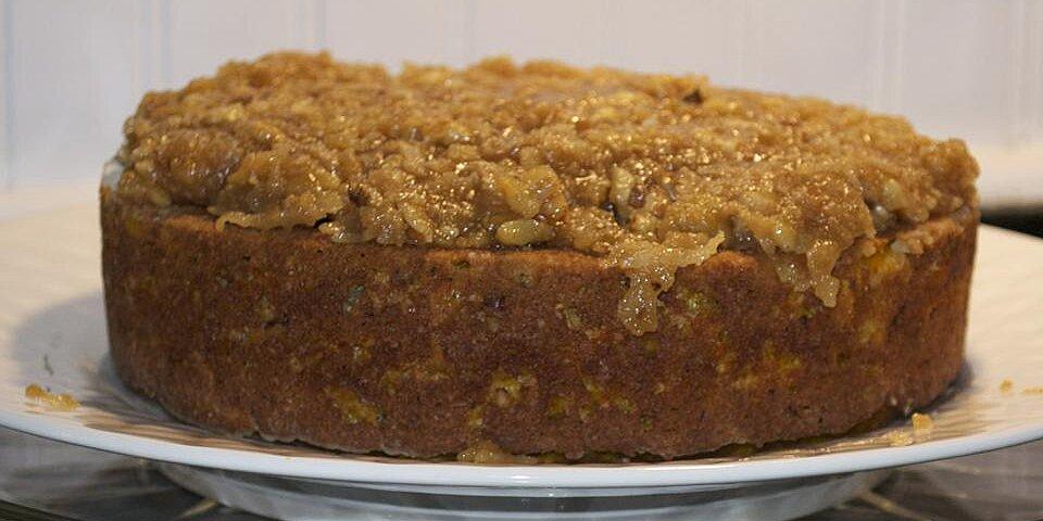 mandarin orange cake iii recipe