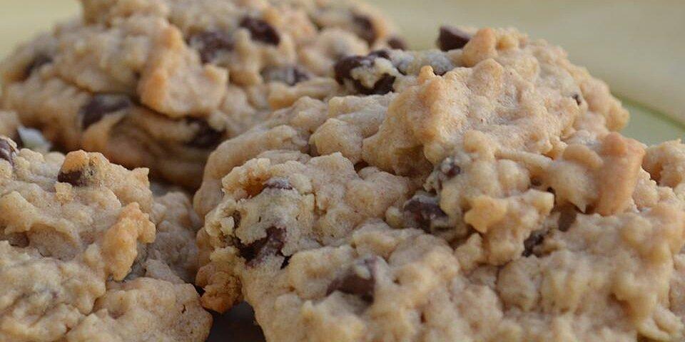choco peanut butter cookies recipe