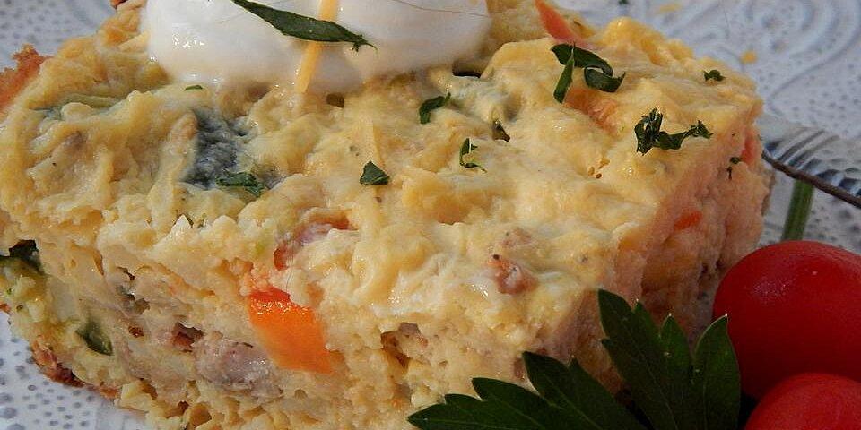 amish breakfast bake recipe