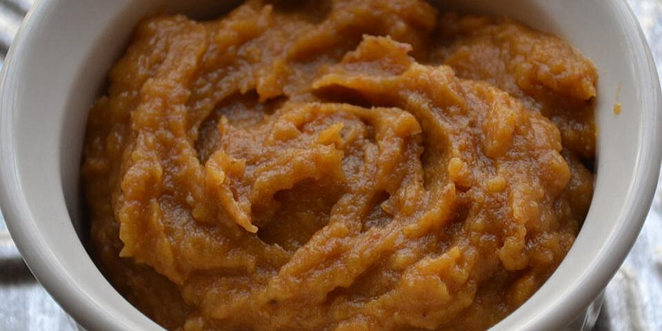 simple mashed sweet potato casserole recipe