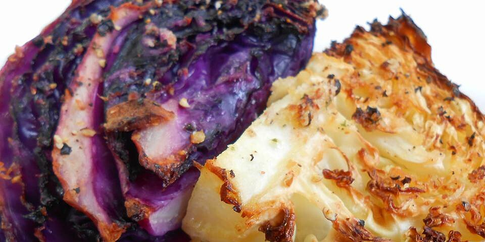 easy roasted cabbage recipe