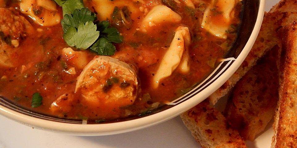 authentic tortellini soup recipe