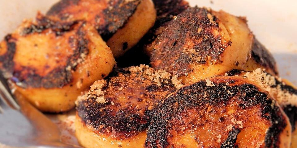 sweet and savory fried plantains recipe