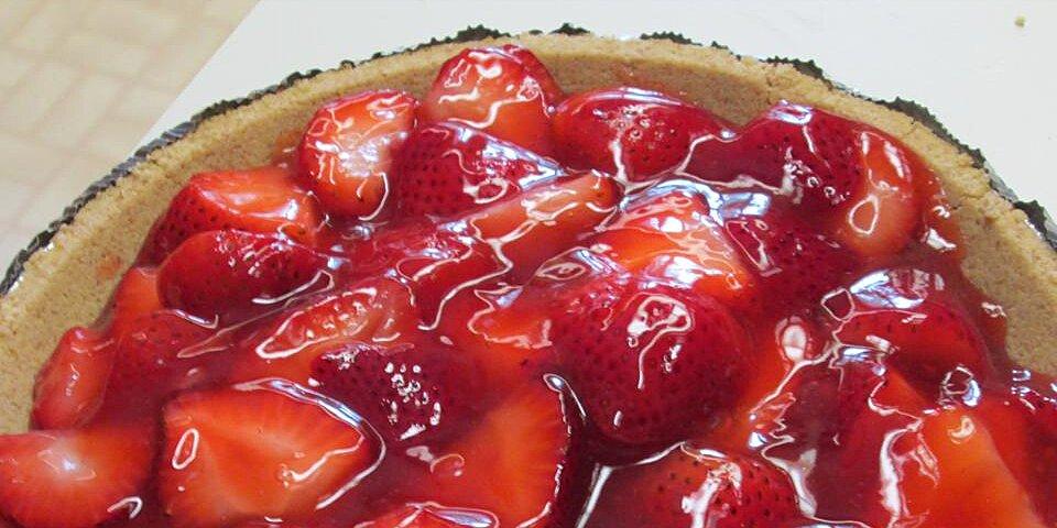 strawberry pie filling recipe